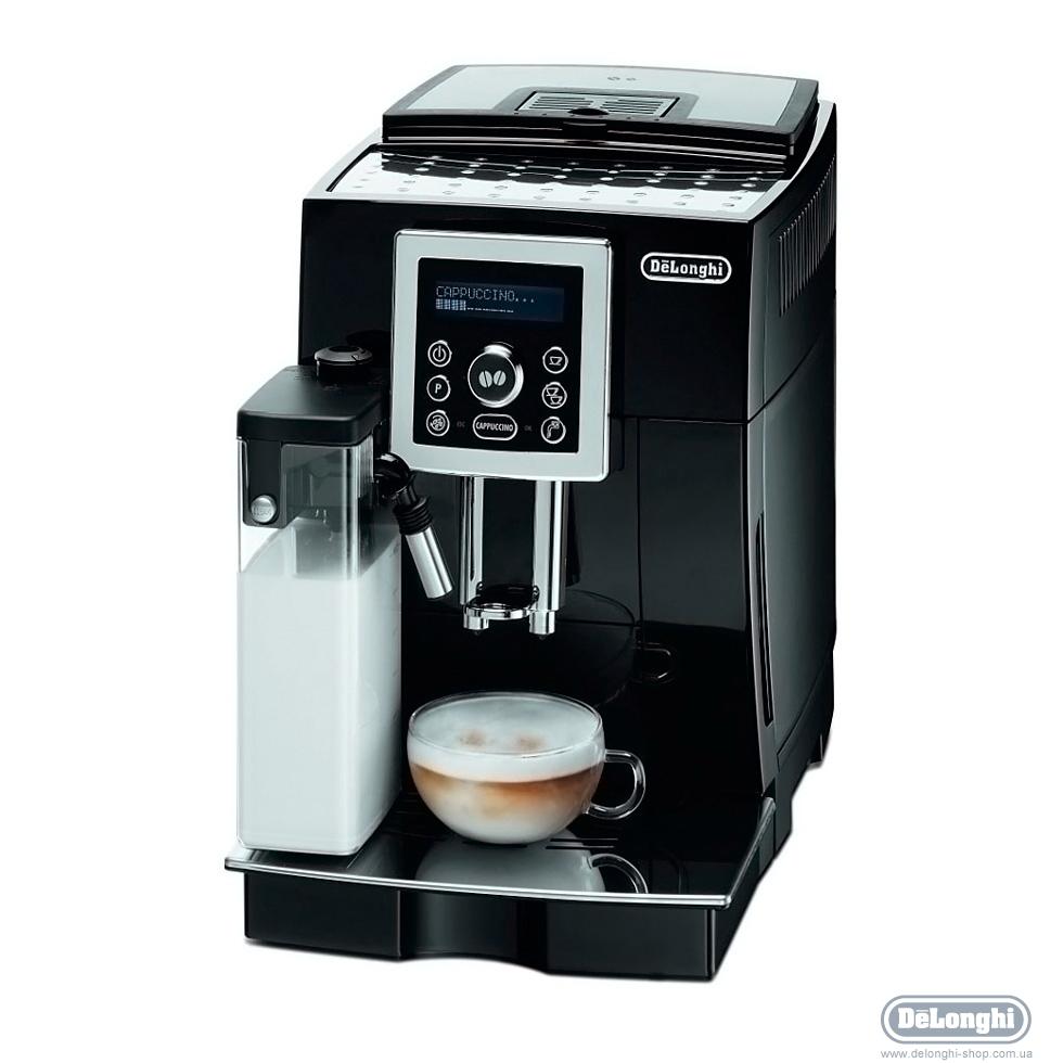 Кофемашина DeLonghi Lattissima Touch EN 550 R