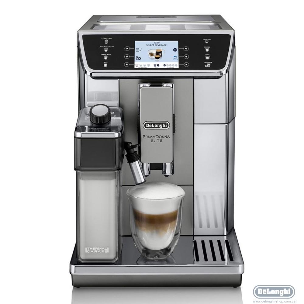 купить кофемашину Delonghi Ecam