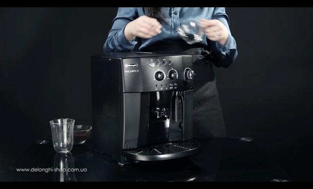 Видео видео о кофеварке delonghi emk 4