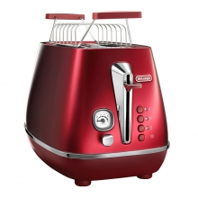 Тостер DeLonghi CTI 2103 R Distinta Flair