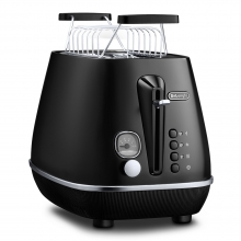 Тостер DeLonghi CTIN 2103 BK Distinta Moments
