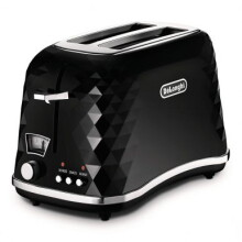 Тостер DeLonghi CTJ 2003 BK Brillante