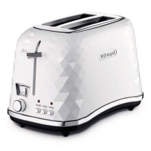 Тостер DeLonghi CTJ 2003 W Brillante