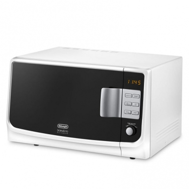 DeLonghi MW 25 G White