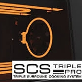 SCS TRIPLE PRO COOKING SYSTEM
