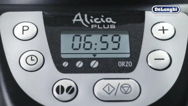 DeLonghi EMKP 21 B Alicia Plus